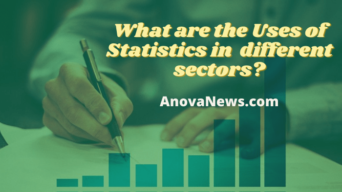 What are the Uses of Statistics in different sectors?