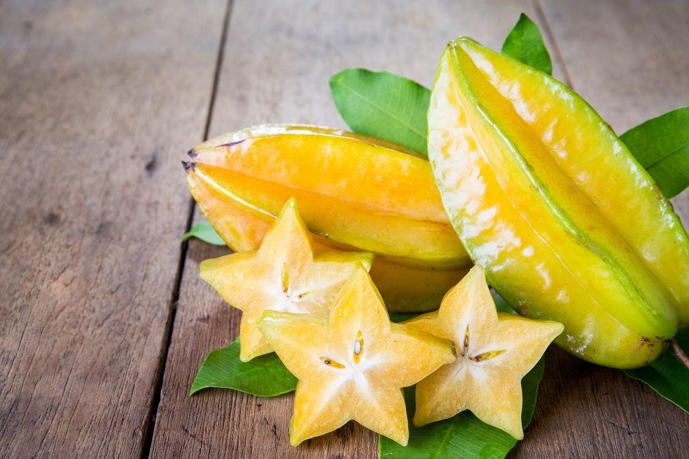 benefits of eating Starfruit